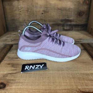 Skechers Air Cooled Memory Foam Flyknit Sneaker
